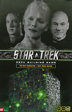 STAR TREK: THE NEXT GENERATION ***DECK BUILDING BOARDGAME*** Brand New & Sealed