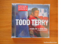 CD TODD TERRY - READY FOR A NEW DAY (F9)