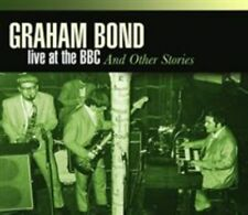Graham Bond Live at The BBC and Other Stories 4 X CD Set 2015 &