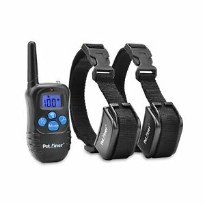 Dog Training Collars with Remote - Shock Collar for 2 Dogs, Small, Medium, La...