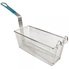 "65 Lbs Deep Fryer Basket, Brand New,17"" X 8 1/2�X 6"""