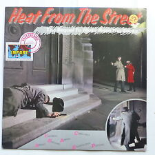 Heat from the street CUBAN HEELS ALBANIA AIRKRAFT ENDGAMES POPTONES     CLASS 8