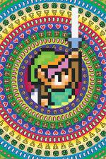 Links Awakening - Maxi Poster 61cm x 91.5cm - PP34555-138 The Legend Of Zelda