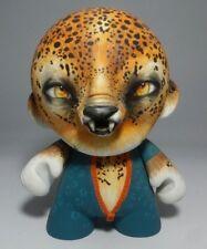 "JAR (J. Arturo Ramírez R.) Custom 7"" Munny Kidrobot"