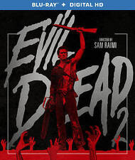 Evil Dead 2: Dead by Dawn (Blu-ray Disc, 2016)