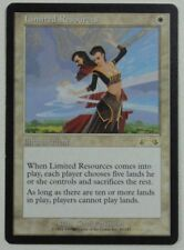 [1x] Limited Resources - Exodus MTG Single NM Condition - Magic the Gathering