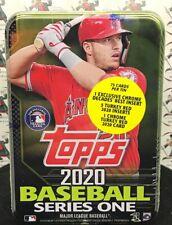 Topps 2020 MLB Series 1 Baseball Cards