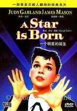 A Star Is Born (1954) - Judy Garland, James Mason - DVD NEW