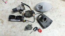 04 Ducati 1000DS 1000 DS Multistrada key and ignition lock set CDI ECU ignition
