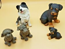 More details for ornament figurine dogs used in very good condition 3 to chose from