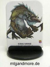 Pathfinder battles Pawns/token - #086 scrag Savage-Skull & Shackles