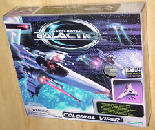 BATTLESTAR GALACTICA COLONIAL VIPER TRENDMASTERS ELECTRONIC LIGHTS SOUNDS