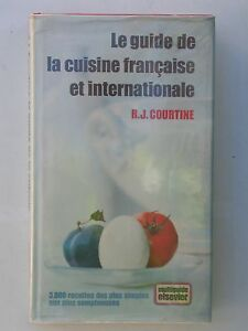 Cuisine française internationale Gastronomie Courtine