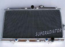 1997-1999 for Acura CL 2.2L 2.3L AT MT Aluminum Radiator New 1998
