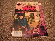 World at War #38 (Mar 1983) Charlton Comics VF