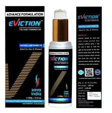 Eviction Natural and Permanent Hair Inhibitor, 100 gm (Free shipping world)