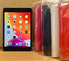 GRADE A/B Apple iPad Mini 4 128GB, Wi-Fi, 7.9in, Space Grey (E40)