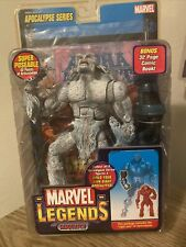 "New 2005 Toybiz Marvel Legends 6"" Sasquatch Variant Black Right Arm Apocalypse"