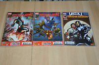 lot 3 albums IRON MAN n°1 2 et 7 - Marvel Now Panini Comics