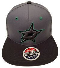 zephyr dallas stars nhl fan cap hats for sale ebay zephyr dallas stars nhl fan cap hats