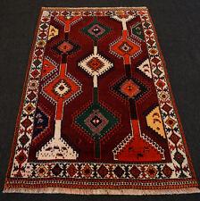 Antiker Orient Teppich 179 x 117 cm Alter Perserteppich Antique Old Carpet Rug
