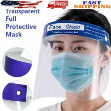 5 PCS Anti-Fog Full Face Shield Clear For Medical & Dental FDA Registered