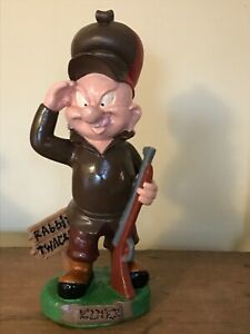 Warner Bros Elmer Fudd Resin Statue by Slotz  ornament