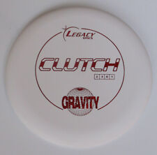 Legacy Gravity-Edition Clutch Putter 167.5 Grams White W/Red Fractal Hotstamp
