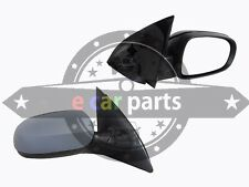 HOLDEN BARINA XC 4/2001-11/2005 RIGHT HAND SIDE DOOR MIRROR ELECTRIC BLACK