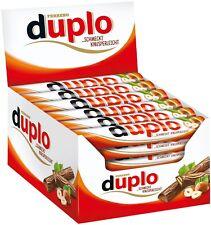 (1000g=13,82€) Ferrero Duplo - Schokoriegel - 40 Riegel