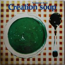 Creation Soup Vol2 LP Pastels Primal Scream Bodines X-Men The Loft Meat Whiplash