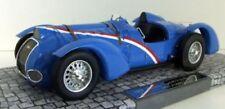 Modellini statici di auto da corsa sportive e turistiche blu MINICHAMPS Scala 1:18