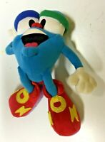 "Izzy Plush Pal Mascot 10"" Collectible Plush Toy 1996 Atlanta Olympics"