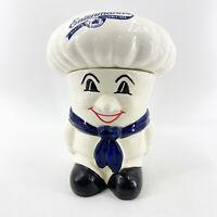 Vintage Cookie Jar 1992 ENTENMANN'S 1st Collectors Series Baker Chef JCK Brazil