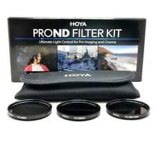 Hoya PRO ND Filter Kit ND8 + ND64 + ND1000 62mm, NIB, Fast shipping, US seller!