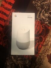 Google Home Smart Assistant - White Slate BRAND NEW IN THE BOX