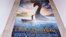 LE DRAGON DES MERS  !  affiche cinema