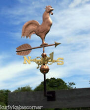 """AMAZING COPPER """"ROOSTER"""" WEATHERVANE  MADE IN USA #379"""