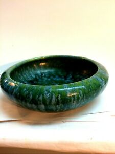 Vintage North Carolina Art Pottery Frogskin ?? Bowl