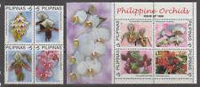 Philippine Stamps 1999 Philippine Orchids Complete set MNH