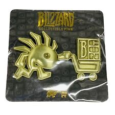 Blizzcon 2019 Merchy Murloc Collectible Pin Gold Limited Exclusive WoW Warcraft