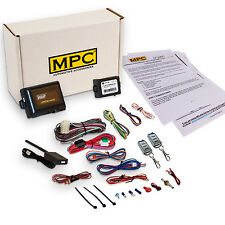 Complete Remote Start Kit with Keyless Entry Fits Ford F150, F250, F350 & F450