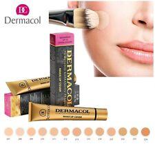 DERMACOL High Covering Foundation Legendary Film Studio Face Cover Make Up 30g