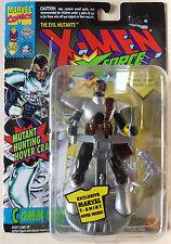 Commcast + carte X-Factor  X-Men The Evil Mutants  Marvel Toy Biz MOC NEUF