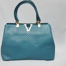 SALE Best Gift Women REAL 100% Luxury Cow Leather Shoulder Handbag Quality UK