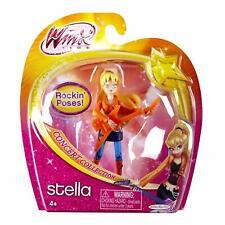 Winx Club Rockin Poses Concert Stella Mini Doll