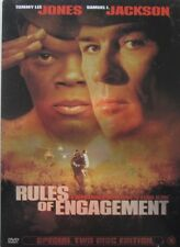 RULES OF ENGAGEMENT  - 2 DISC SPECIAL EDITION - DVD - STEELBOX