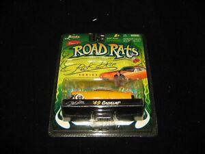 JADA 1:64  RICK DORE ROAD RATS,1949 CADILLAC. AWESOME HARD TO FIND CAR!!!