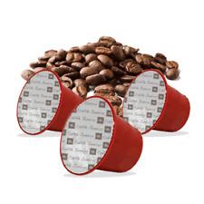 200 Pads Kapseln Kompatibel Nespresso Kaffee' Jamiro 1884 Gusto Intenso