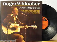★★ LP - ROGER WHITTAKER - Songs Of Love And Life - CN 2072 - 1984